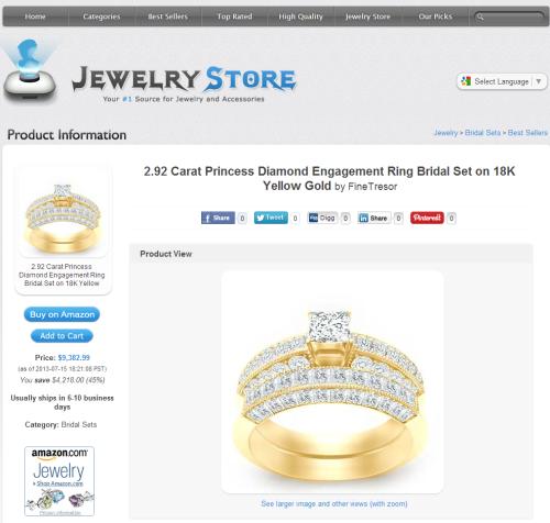 Jewelry Clone