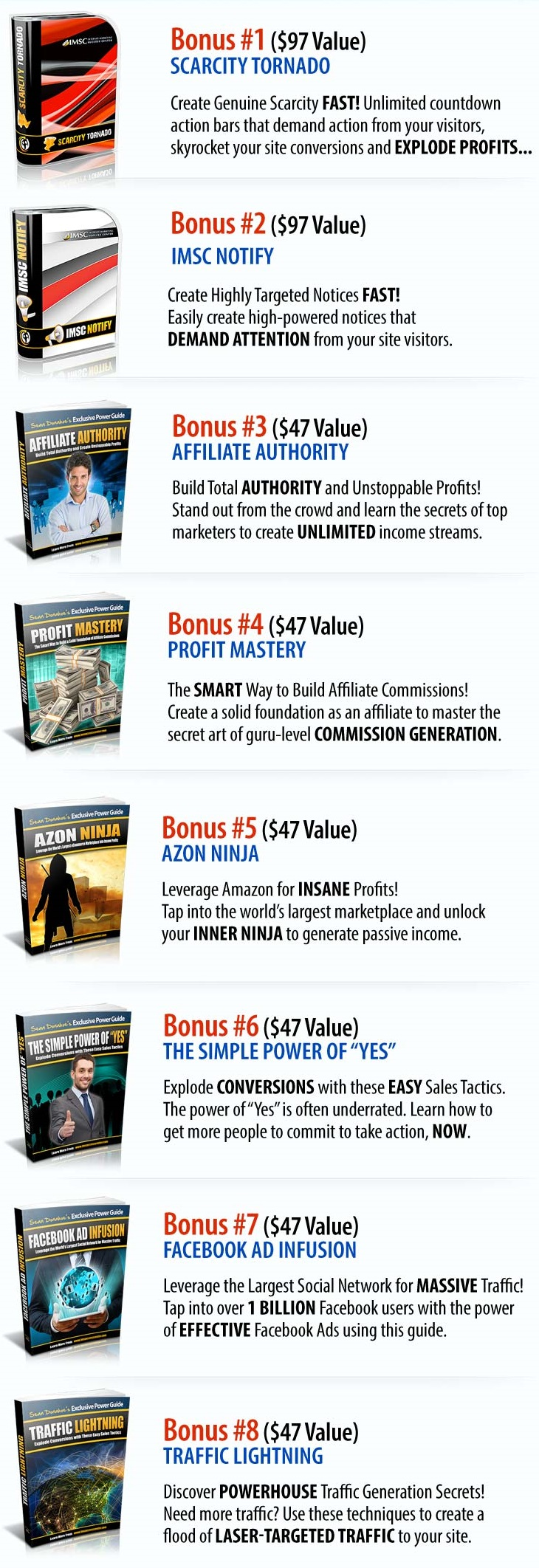 Azon Authority Bonus