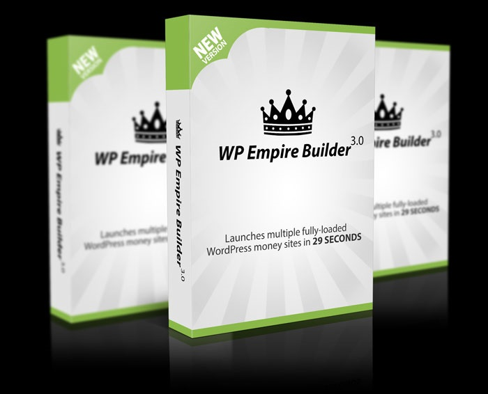 WP Empire Builder ecover