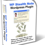 wp stealth note